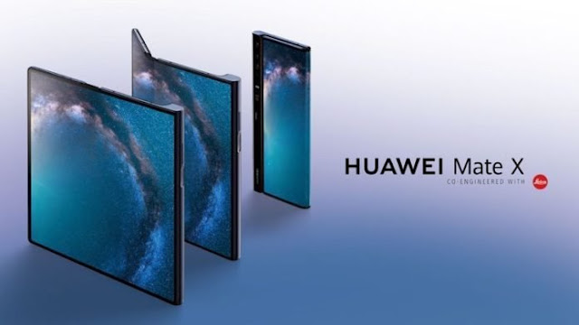 Huawei Mate X coming in June confirms the official listing