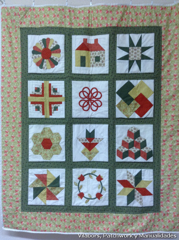 Sampler de Patchwork, Vilabors