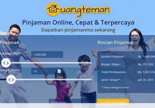Tinuku UangTeman.com targets $7.5 million loan disbursement for 2017