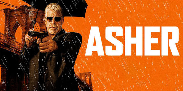 Asher the film con Ron Perlman