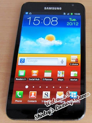 samsung galaxy note review, gadgets