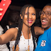 Moved On From Gifty! Mr 2kay Packs Having PDA With His New Boo At Rumors Night Club