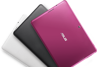 Asus Memo Pad 10 Specifications - LAUNCH Announced 2013, September Also Known As Asus ME102A  Tablet with no support for GSM voice communication, SMS, and MMS This is not a GSM device, it will not work on any GSM network worldwide. DISPLAY Type IPS LCD capacitive touchscreen, 16M colors Size 10.1 inches (~66.2% screen-to-body ratio) Resolution 800 x 1280 pixels (~149 ppi pixel density) Multitouch Yes, up to 10 fingers BODY Dimensions 256 x 174.6 x 10.5 mm (10.08 x 6.87 x 0.41 in) Weight 522 g (1.15 lb) SIM No PLATFORM OS Android OS, v4.2 (Jelly Bean) CPU Quad-core 1.6 GHz Chipset Rockchip RK101 MEMORY Card slot microSD, up to 64 GB (dedicated slot) Internal 8/16 GB, 1 GB RAM CAMERA Primary 2 MP Secondary 1.2 MP Video 720p NETWORK Technology No cellular connectivity 2G bands N/A GPRS No EDGE No COMMS WLAN Wi-Fi 802.11 b/g/n NFC Yes GPS Yes, with A-GPS, GLONASS USB microUSB v2.0 Radio No Bluetooth v3.0 FEATURES Sensors Accelerometer, compass Messaging Email, Push Email, IM Browser HTML5 Java No SOUND Alert types Vibration; MP3, WAV ringtones Loudspeaker Yes, with stereo speakers 3.5mm jack Yes BATTERY  Non-removable Li-Po 5070 mAh battery Stand-by  Talk time Up to 9 h 30 min (multimedia) Music play  MISC Colors Gray, White, Pink  - MP3/WAV/WMA/AAC player - MP4/H.264 player - Document viewer - Photo viewer/editor - Voice memo/dial
