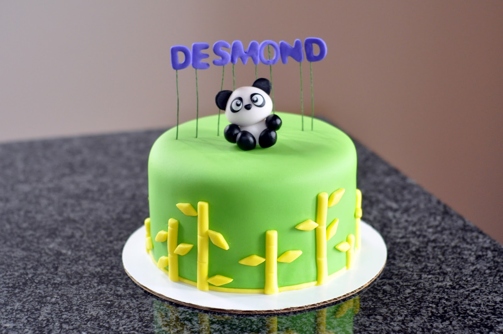 Sooty Cake Topper
