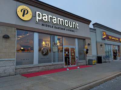 The VIP treatment at Paramount Fine Foods