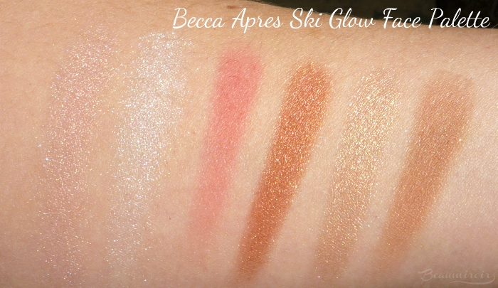 swatch rose quartz icicle winter berry blushed copper opal bronzed bondi