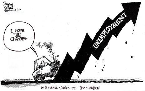 Romo Satire Blog Unemployment In America