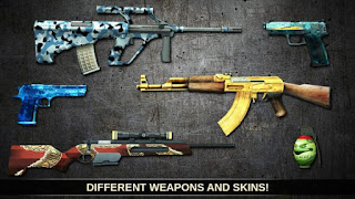 Counter Attack Team 3D Shooter v1.1.65 Apk (Mod Money)