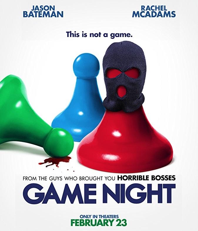 IMDB بالعربي شاهد بأعلى دقة الفيلم الكوميدي Game Night HD