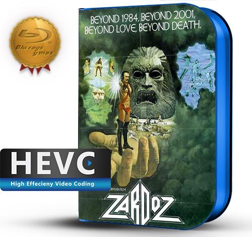 Zardoz  (1974) 1080P HEVC-8Bits BDRip Ingles(Subt.Esp)(Ciencia ficción)