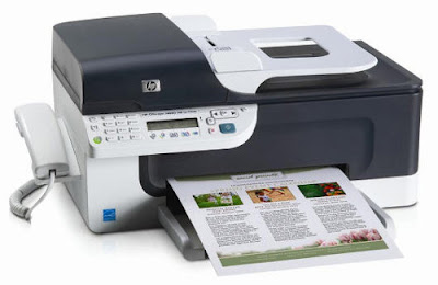 Download HP Officejet J4660 Driver Printer
