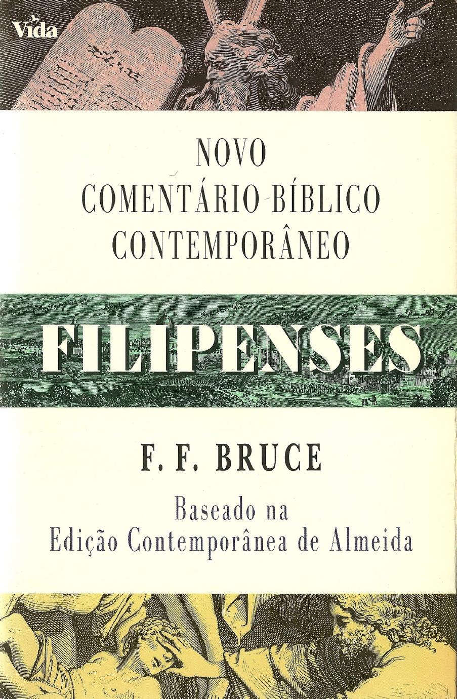 Novo Comentário Bíblico Contemporâneo-Filipenses-