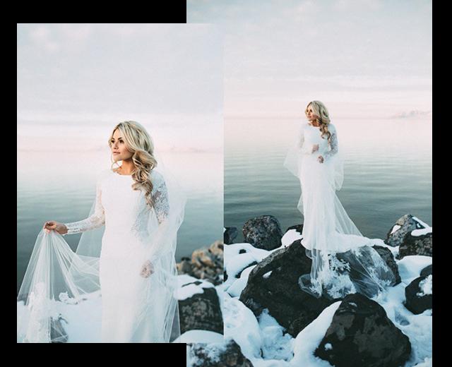 Ideas para una boda en invierno