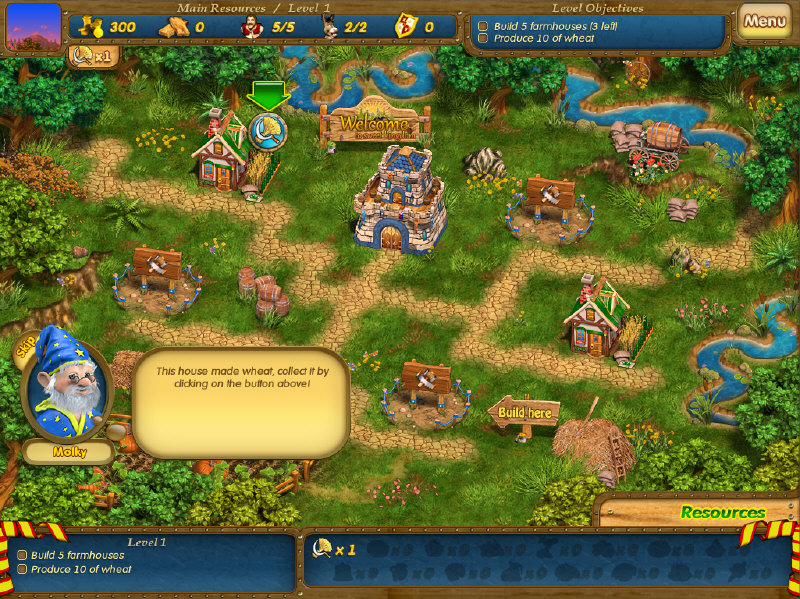 Sweet Kingdom: Enchanted Princess download