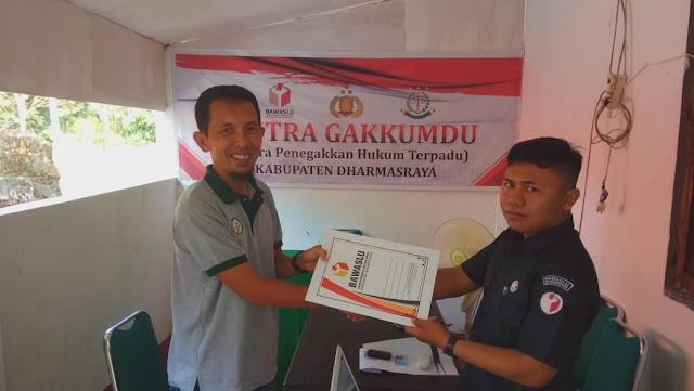Jubir BPN Laporkan Penghadangan Kampanye ke Bawaslu Dharmasraya