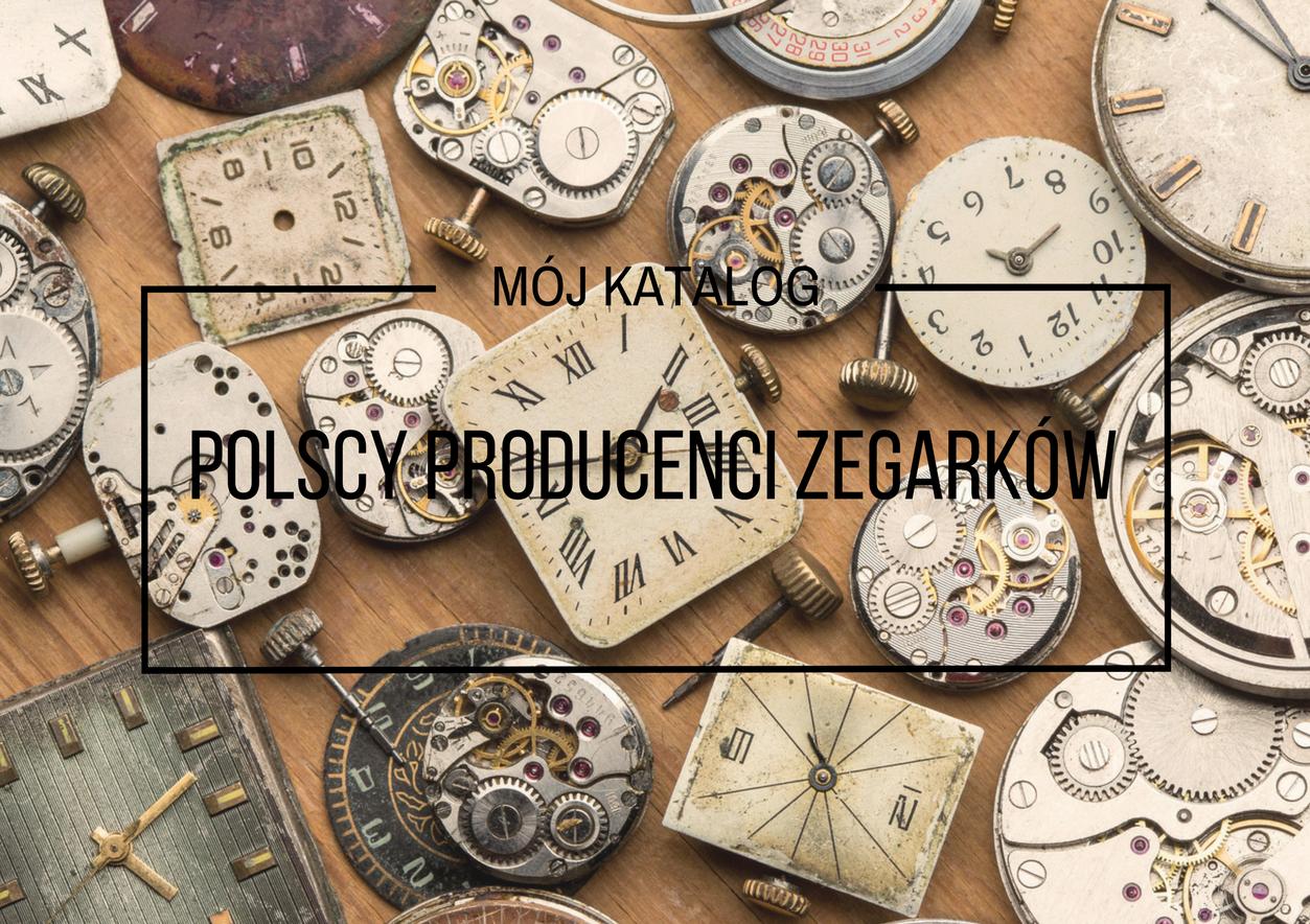 6c3bac660d903d Polscy producenci zegarków - Kupuję Polskie Produkty
