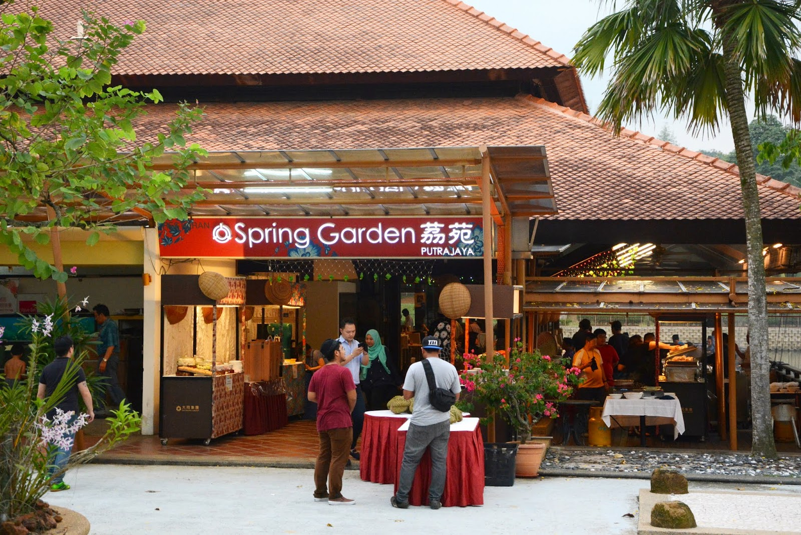 best restaurant in Putrajaya