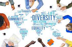Diversity is strength propaganda