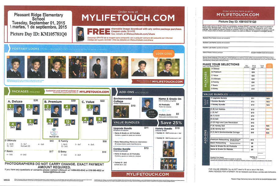 Lifetouch Form Cogu Lessecretsdeparis Co
