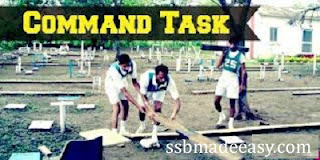 Command Task in SSB interview: GTO Test
