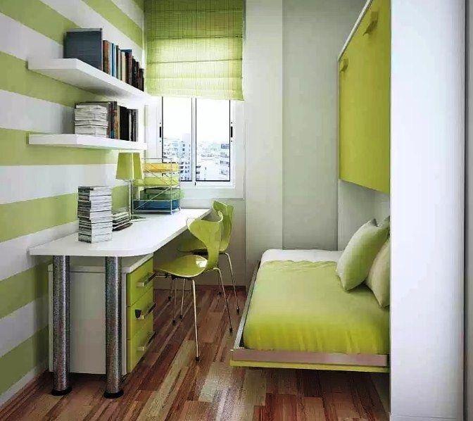 Desain Kamar Anak Ukuran Kecil Minimalis