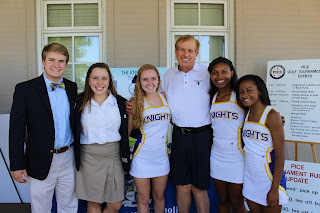 16th Annual Partners In Catholic Education Golf Tournament at RTJ, September 23 3