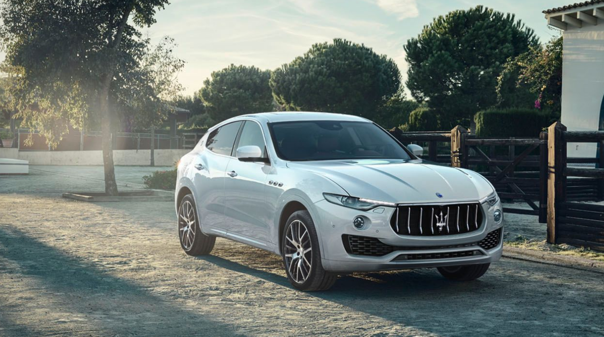 Quanto costa la Maserati Levante: Costo a partire da...