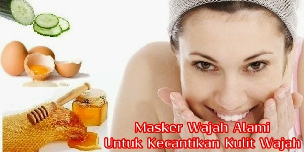 cara membuat masker wajah alami yang mudah untuk memutihkan kulit dan menghilangkan bekas jerawat