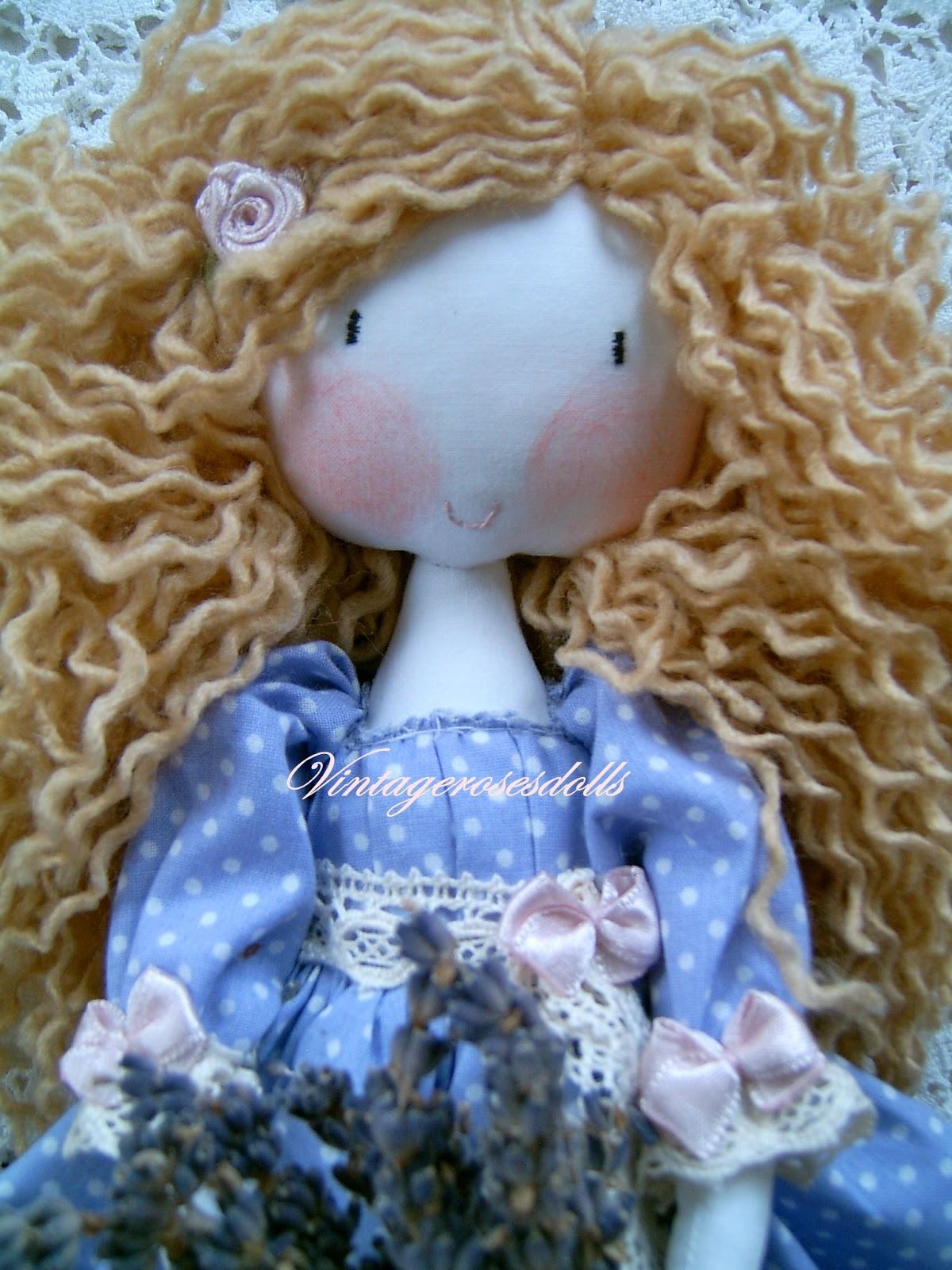 Játékbaba   Hajas baba   Babák   Játékbaba szülinapi ajándék kislányoknak   puha  baba  2 éves kislánynak szülinapi ajándék. Levendula ... eacf9933f3