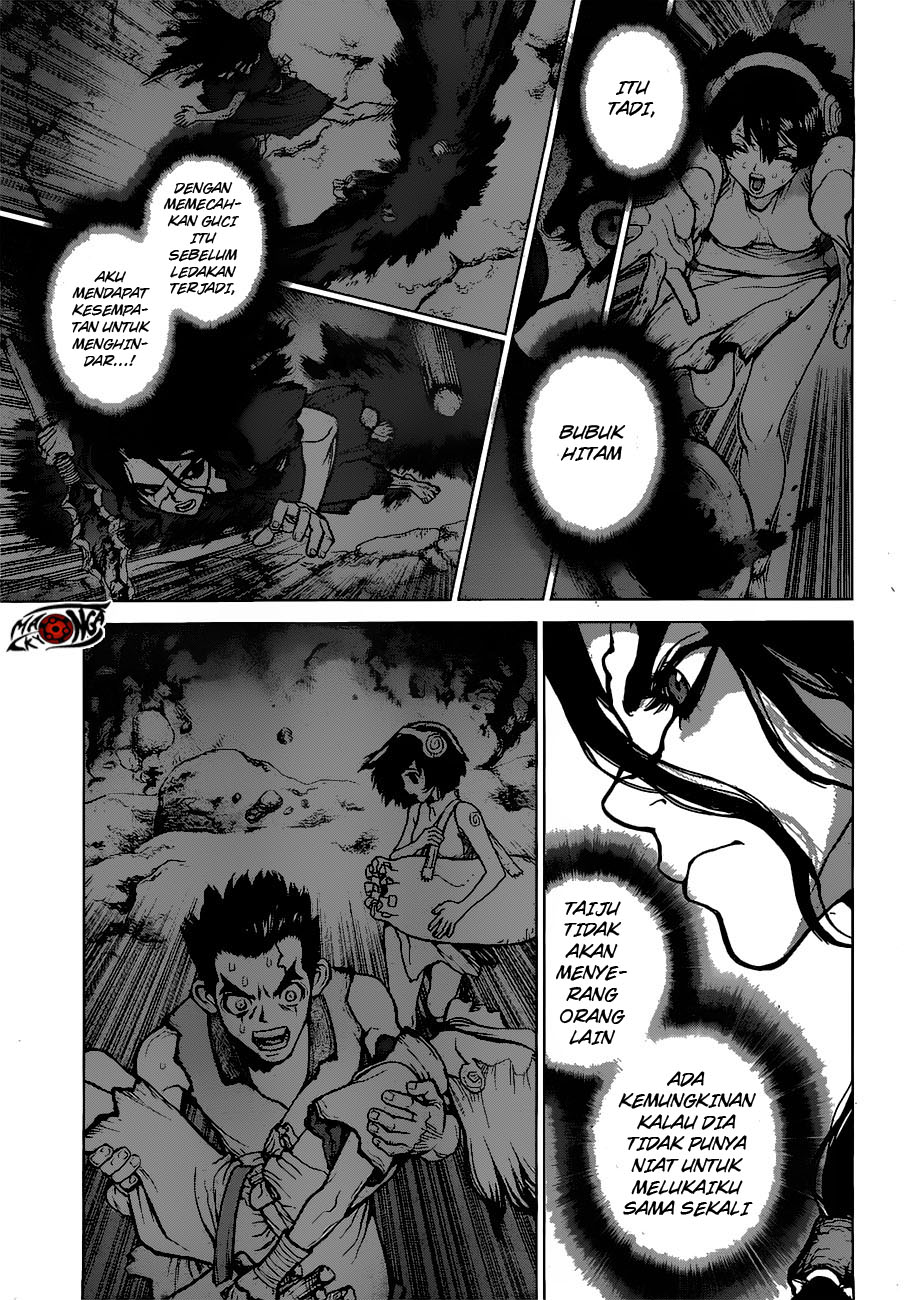 Dr.Stone Chapter 12-4