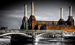 Battersea Coal Fired Power Plant