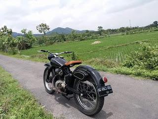 Lapak Motor Klasik : Jual DKW Union Mantab