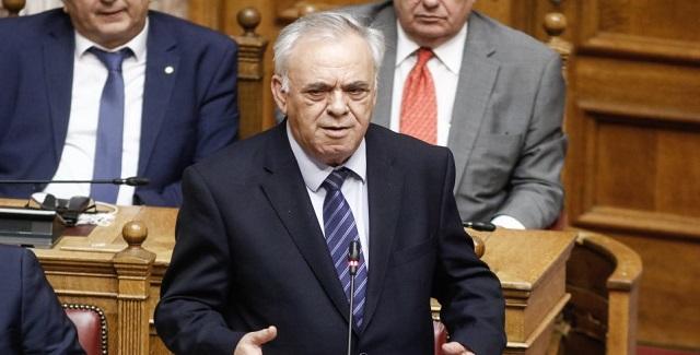 Γιάννης Δραγασάκης: «Η Ελλάδα έχει τα μέσα μα αντιμετωπίσει τις αναταράξεις..»