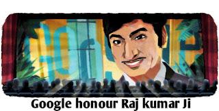 Rajkumar,google doodle,superstar,google,rajkumar doodle,kannada superstar