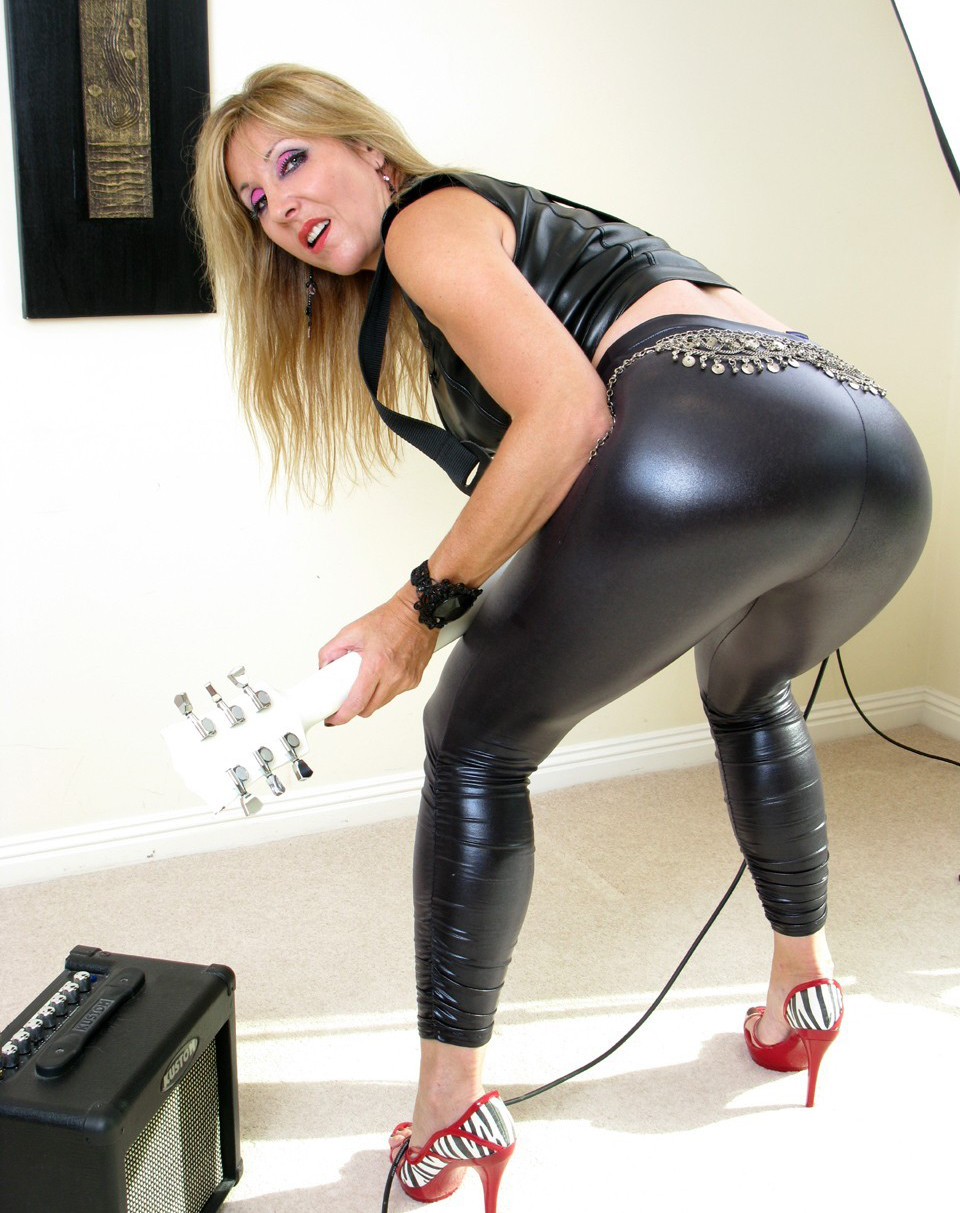 Porn in leather pants and ally porn