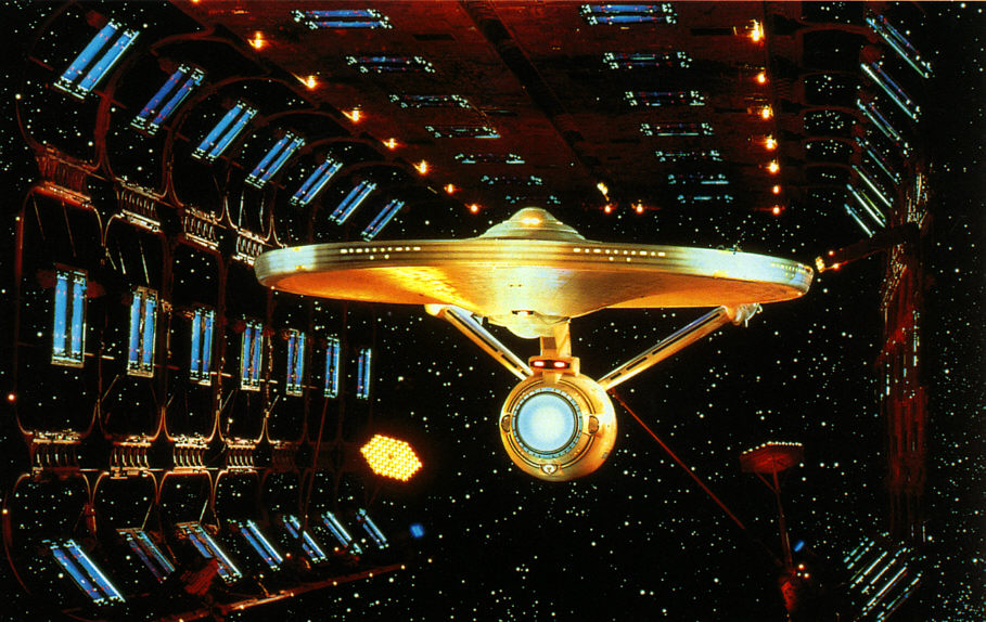 Geektastic Film Reviews: Star Trek: The Motion Picture