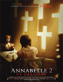 Annabelle 2 (2017) español