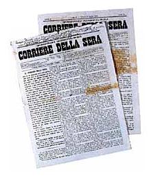 Corriere della Sera 1866