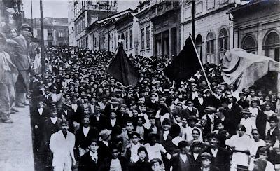Grande greve paulista completa cem anos