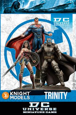 Preordine - DCUMG BATMAN VS SUPERMAN TRINITY - Arrivo fine gennaio