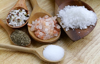 Морская соль для здоровья