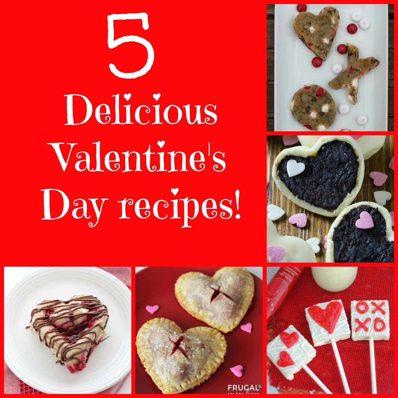 Edge Of Insanity: 5 Delicious Recipes To Try On Valentine