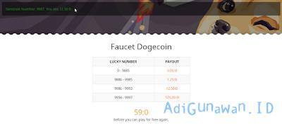 Daftar Faucet Bitcoin Terbaik
