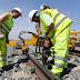Adxudicados os traballos de tratamento de perfil e  amolado de carril do tramo Zamora- Pedralba da LAV a Galicia