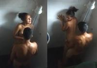 Binosohan ang kaibigan sa banyo nagkakantutan