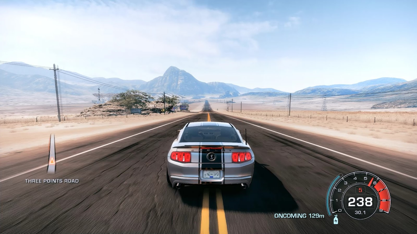 Need For Speed Hot Pursuit Ultra Realistic Graphics Mod 2017 #2