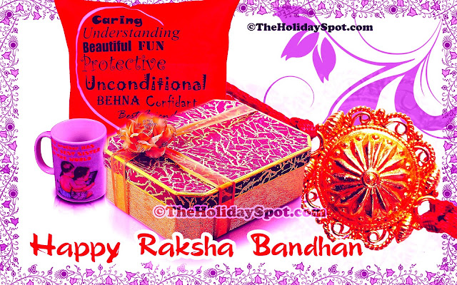 happy rakshabandhan wallpapers