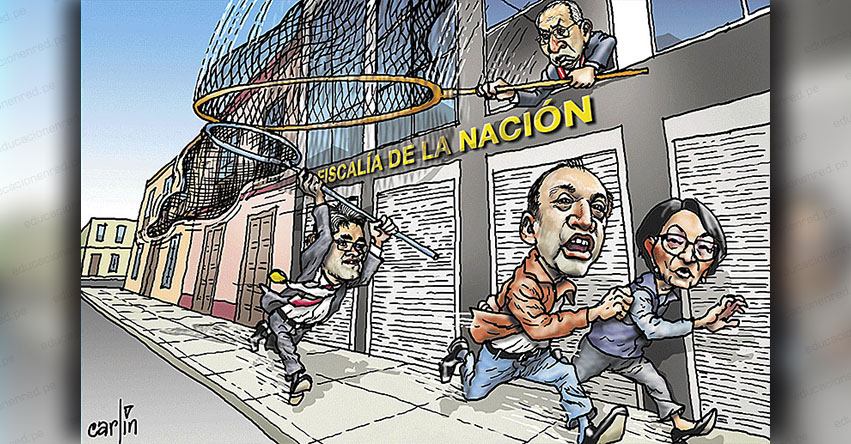 Carlincaturas Miércoles 14 Noviembre 2018 - La República