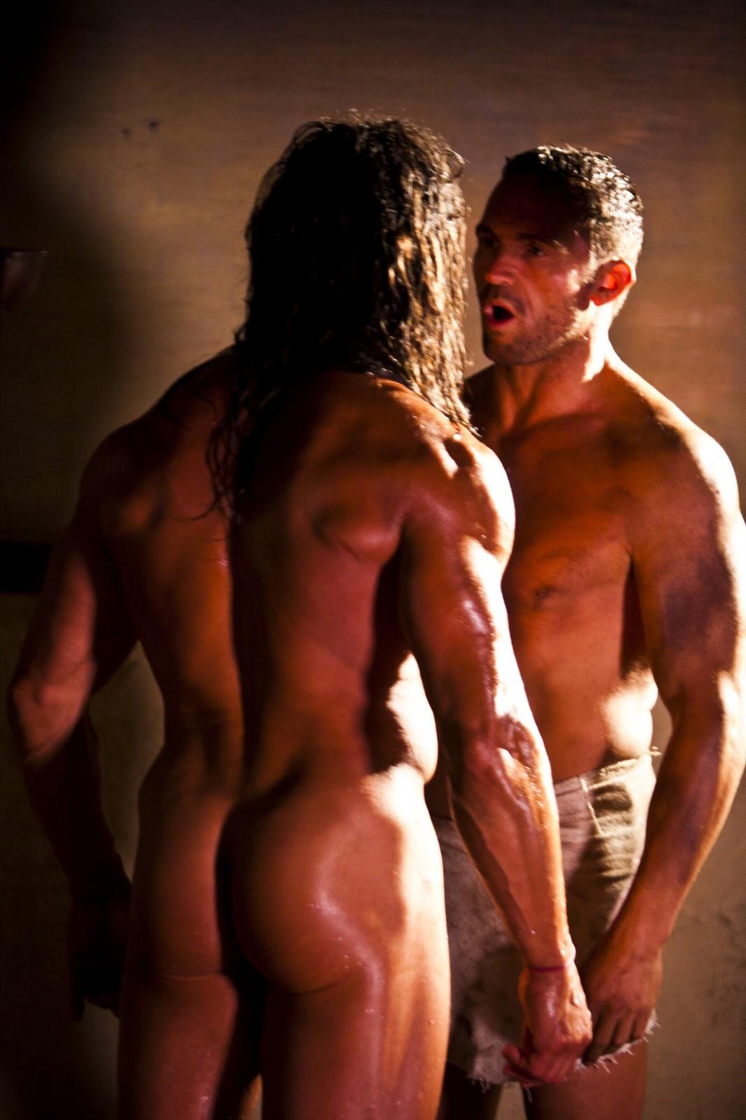 spartacus nude gay sex scenes gif