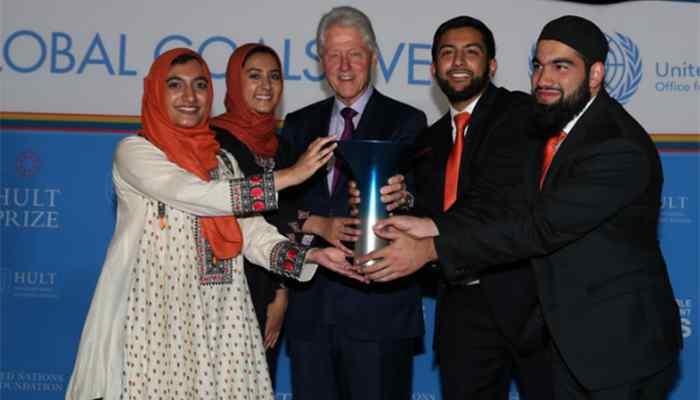 Muslim Students Win $1 Million Entrepreneurship Prize